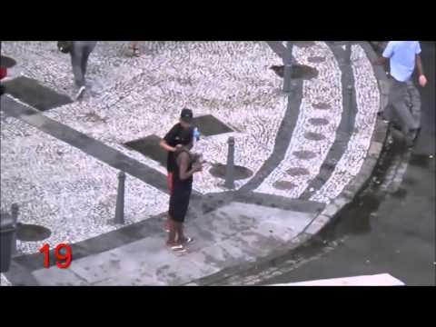 VIDEO: Captan a niños robando en Río de Janeiro