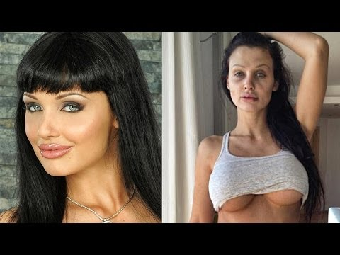 Pornstars Without Makeup! Updated - 2017