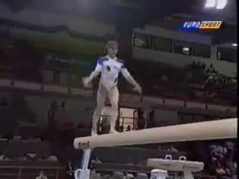 More Gymnastics Bloopers