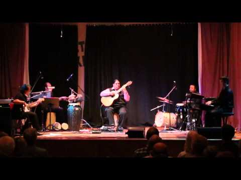 Gabriel Ayala Quintet performs Boricua
