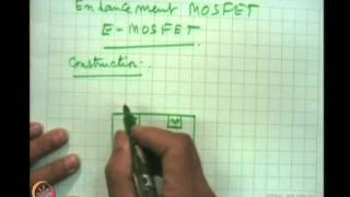Mod-05 Lec-24 Depletion - MOSFET