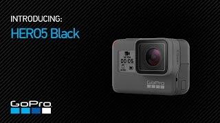 GoPro - HERO 5 - Black - Sportovní kamera