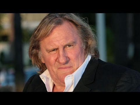 Putin Grants Gerard Depardieu Russian Citizenship
