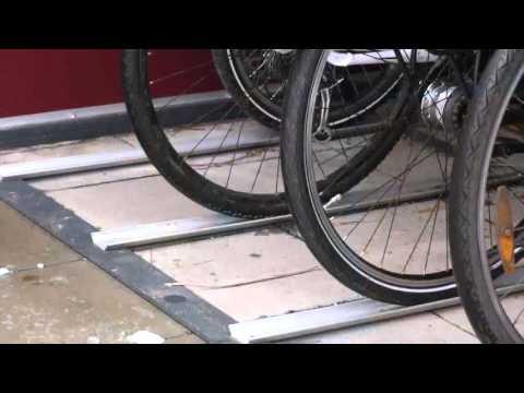 Die Fahrradbox von Element 13