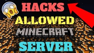 THE BEST MINECRAFT HACKING ALLOWED SERVER (NO ANTI CHEAT), The aim of this video is to prevent Hackers on Normal Minecraft server as it reduces the entertainment for other players. Anarchy server are there for this purpose SERVER LIKE 2b2t. Anarchy servers are Minecraft servers with almost no rules exept Admin rules.THIS SERVER HAS NO ANTI CHEAT!! MINECRAFT SERVER THAT ALLOWS HACKING!Servers Link - minecraft-mp.com/type/anarchy/Tags (For Video)-xturtle, xturtleofficial, minecraft, this server has no anticheat, no anticheat server, voltix, voltix minecraft server, hacking in minecraft, hacking on voltix, hacking, cheating, cheating in minecraft, video games, anarchy factions, xturtle, xturtleofficial, minecraft, oldest minecraft server ever, minecraft server that allows hacking, oldest minecraft server, 2b2t, 2b2t minecraft server, server that allows hacking, minecraft, oldest server in minecraft, oldest version of minecraft, old, server, old minecraft, first server in minecraft, thecampingrusher minecraft, ep 2, thecampingrusher, tcr, rusher, HACKING IS ALLOWED!!  OLDEST SERVER IN MINECRAFT #2, TOP 3 MINECRAFT SERVERS TO HACK ON/HACKS ALLOWED!!, minecraft, minecraft server, top 3 minecraft server hacks allowed, hacks allowed minecraft server, best hacking server minecraft, best hacking server, minecraft server hacking allowed, hacking on mineplex, best minecraft client, flight bypass, how to bypass gwen, gwen bypassed, hacked client, how to bypass cubecraft, how to bypass mineplex, how to bypass in minecraft, no anticheat servers, bad anticheat servers, best servers to hack on, hacking in minecraft, no anticheat, Top 5 Servers Without Anticheat, servers without anticheat, servers without nocheatplus, servers to hack on, Minecraft FACTIONS  WHY ARE HACKS ALLOWED NEXT SEASON!?, minecraft, minecraft factions, factions, minecraft raiding, minecraft factions server, ep 1000, server, raiding, lets play, 1.7, 1.8, 1.9, thecampingrusher, tcr, rusher,