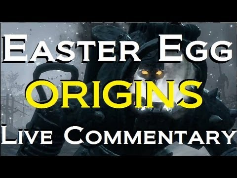 ORIGINS - Smash that like button/Comment/Subscribe! Origins Easter Egg Solo Full Complete Tutorial With
