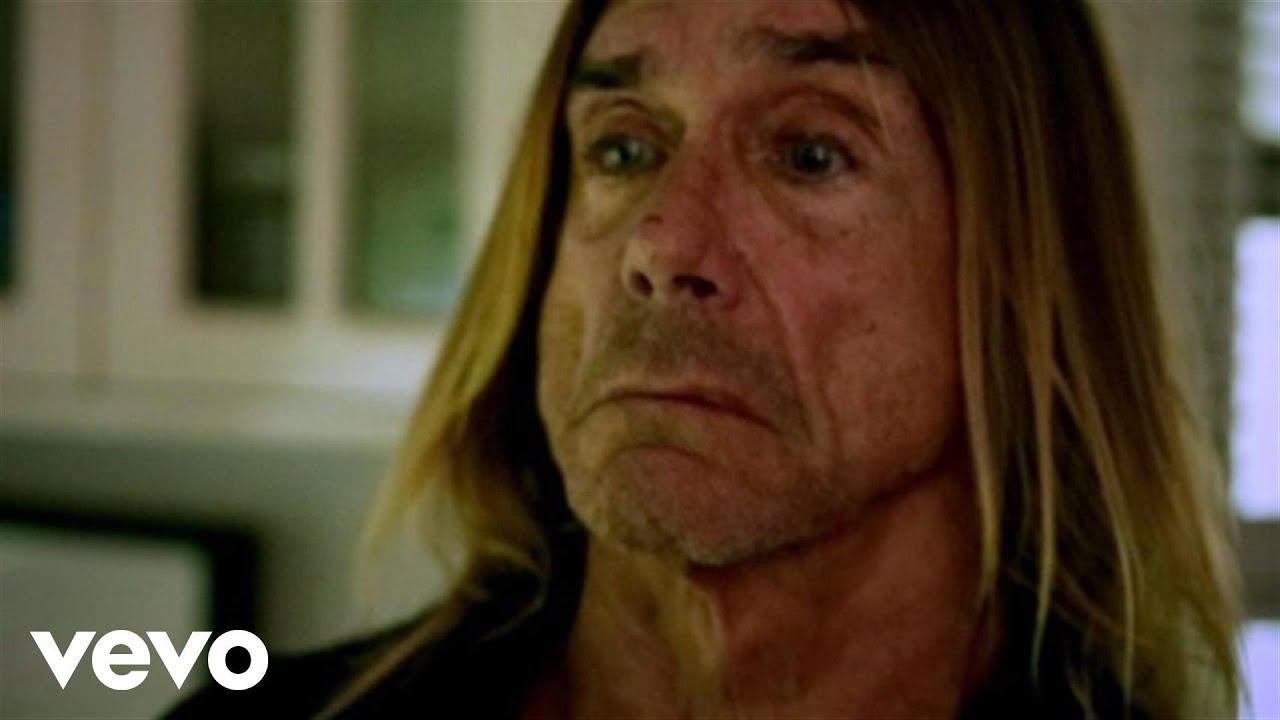 "Iggy Pop does Tai Chi in hazy ""Sunday"" video"