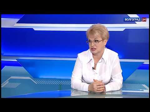 Елена Борцова, помощник начальника отделения по работе с гражданами военного комиссариата Волгоградской области