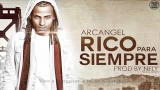 Video Arcangel - Rico Para Siempre (Freestyle) [Lyric Video] MP3, 3GP, MP4, WEBM, AVI, FLV Agustus 2019