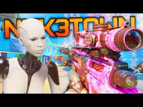 "black ops 3 nuk3town ""zombie"" easter egg!!!!"