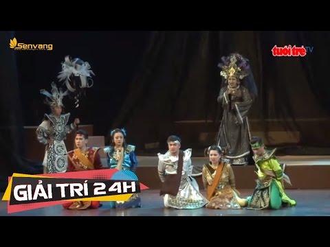 Sức hút mãnh liệt của những vở kịch 'Ngày xửa ngày xưa' | Giải trí 24h