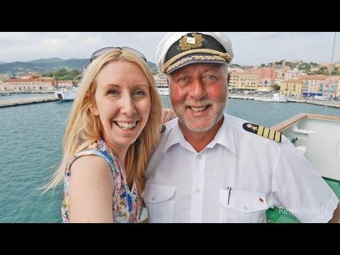 MS Deutschland: Schiffsrundgang Traumschiff MS Deut ...