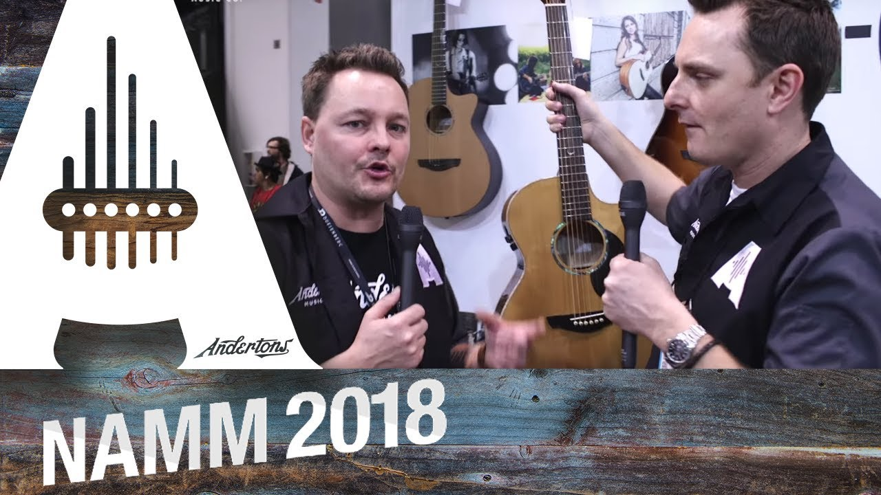 Faith Acoustic Guitars – NAMM 2018