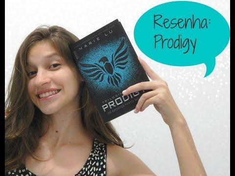 Resenha: Prodigy - Marie Lu | Gabriela Mélo
