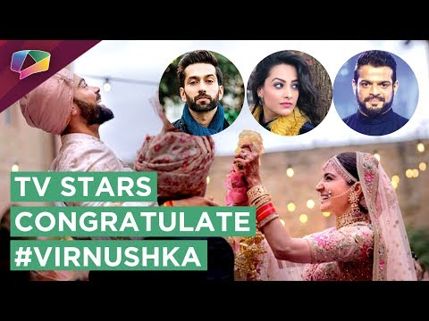 Nakuul, Karan Patel, Anita & Lots More Congratulat