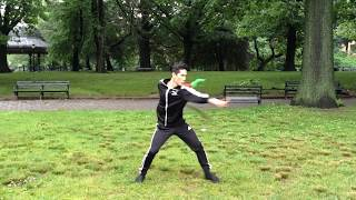 Martial Arts/Action Reel
