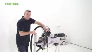 Frank Jaksch zeigt die Verwendung der Wnkelschmiege und den Einsatz der Sonderkappstellung. Weitere Produktinformationen...