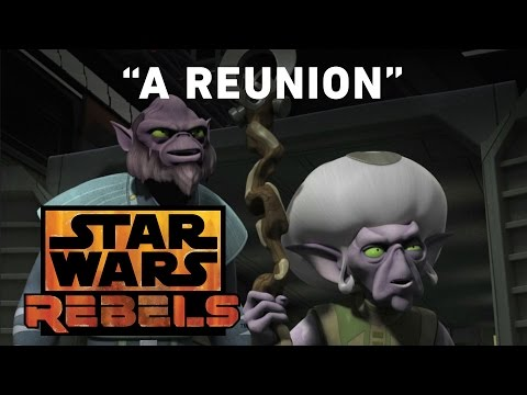 Star Wars Rebels 2.14 (Clip 'A Reunion')