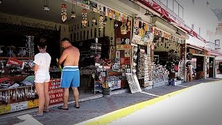Marmaris Turkey  city pictures gallery : TURUNC BAZAR TOWN WALK MARMARIS TURKEY