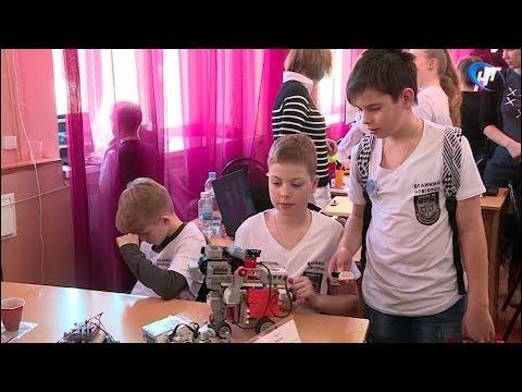 Одаренные юные изобретатели представили проекты на форуме технического творчества