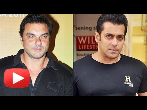 Salman Khan NOT ALLOWED To Meet Brother Sohail Kha