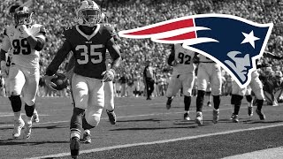 Mike Gillislee Welcome to the Patriots! | 2016 Season Highlights | NFL by NFL