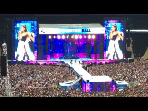 Ariana Grande - Problem @ Summertime Ball Wembley 11.06.2016