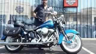 8. 2005 Harley-Davidson Softail Springer Classic FLSTSC, Rare Find!