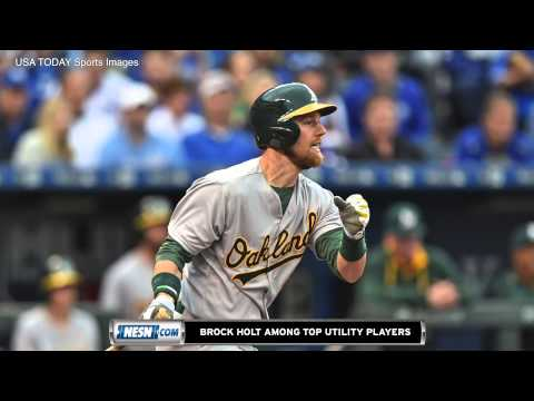 Video: Brock Holt Among Top Utility Players In Baseball