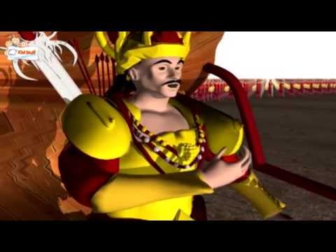 Srimad Bhagavad Gita | Animated Full Movie for Kids