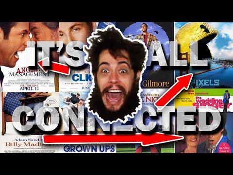 Crazy Guy Explains How Every Adam Sandler Film is