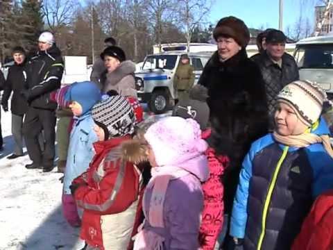 В Обнинске отметили день внутренних войск / 27.03.2013
