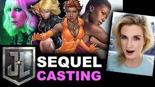 Video Justice League 2 Sequel Casting BREAKDOWN MP3, 3GP, MP4, WEBM, AVI, FLV Januari 2018