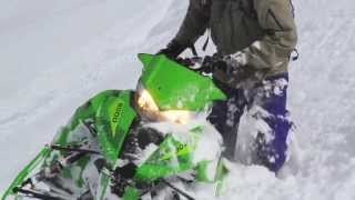 3. 2016 Arctic Cat M8000 Review