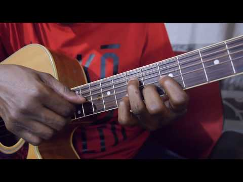Play This African Sweet Guitar Soukous Foundation-Must Learn-EASY