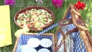 Ensalada campestre (Spaanse salade)