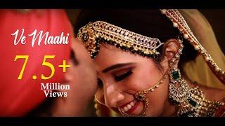 Download Video Ve Mahi Kesri Cinematic Sikh Wedding Jagmeet