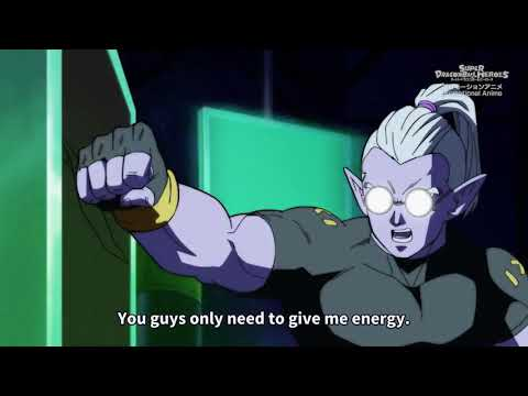 Dragon Ball Heroes Ep. 4 (english Dub)
