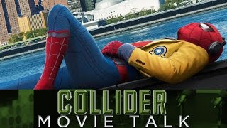 New Spider-Man: Homecoming Trailer - Collider Movie Talk by Collider