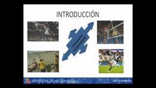 Umh1626 2013-14 Lec003 Deporte Equipo I: Balonmano. Uso Del Juego Modificado
