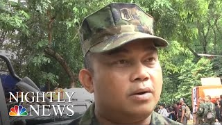 Video Thai Soccer Team Found In Cave, But Rescue Could Take Months | NBC Nightly News MP3, 3GP, MP4, WEBM, AVI, FLV September 2018