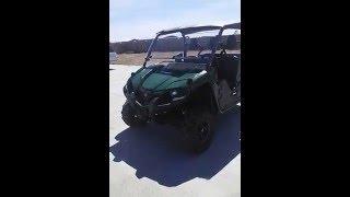 9. 2014 Yamaha Viking ATV Side by Side 4x4