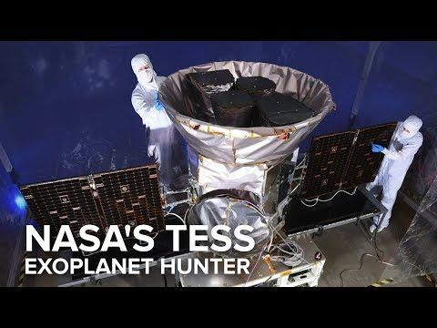 Meet NASAs new exoplanet-hunting satellite, TESS_A héten feltöltött legjobb űrhajó videók