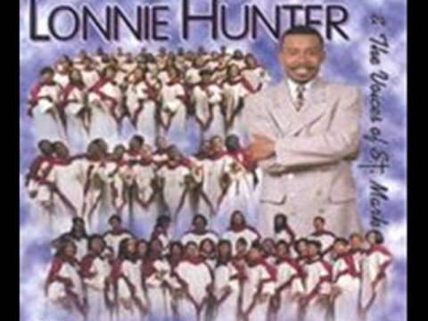 Power-Lonnie Hunter And The Voices Of Saint Mark