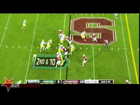 Jordan Richards vs Oregon 2013 video.