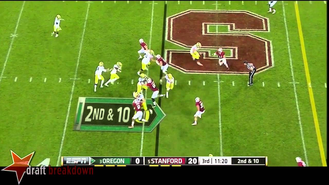 Jordan Richards vs Oregon (2013)