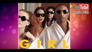 Pharrell Williams - G I R L - Lost Queen