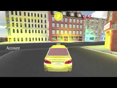 Video of 3D Taxi