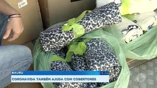 Campanha arrecada mantas para doar aos asilos de Bauru