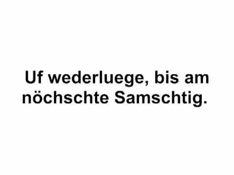 9 Swiss German Sätze für eine Reservierung vornehmen